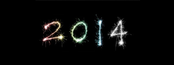 2014 - Here We Come!